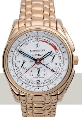 Leinfelder Meridian Antigua 2010 Limited Edition watch