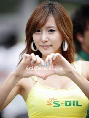 Model Korea Selatan Terseksi Choi Yu-jung