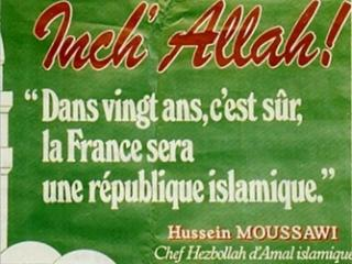 France islamique