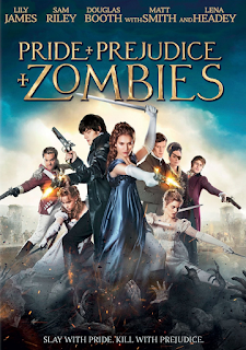 Pride and Prejudice and Zombies [2016] [DVD5] [Latino]