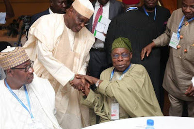 No Rift Between Obasanjo and Me — Atiku