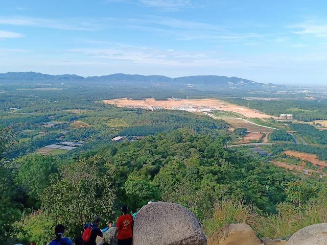 Mendaki Bukit Broga Semenyih