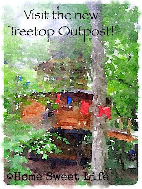 Conner Prairie, Treetop Outpost