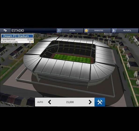 Dream League Soccer 2019 photos stadum