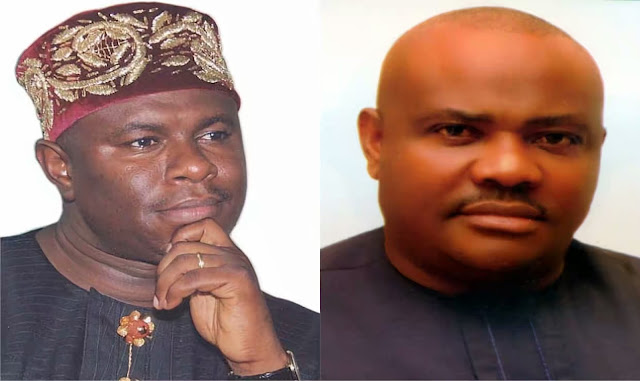 Wike is running a 419 government - Dakuku Peterside alleges