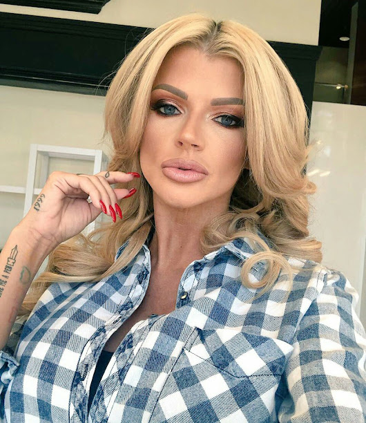 Joslyn James Biography