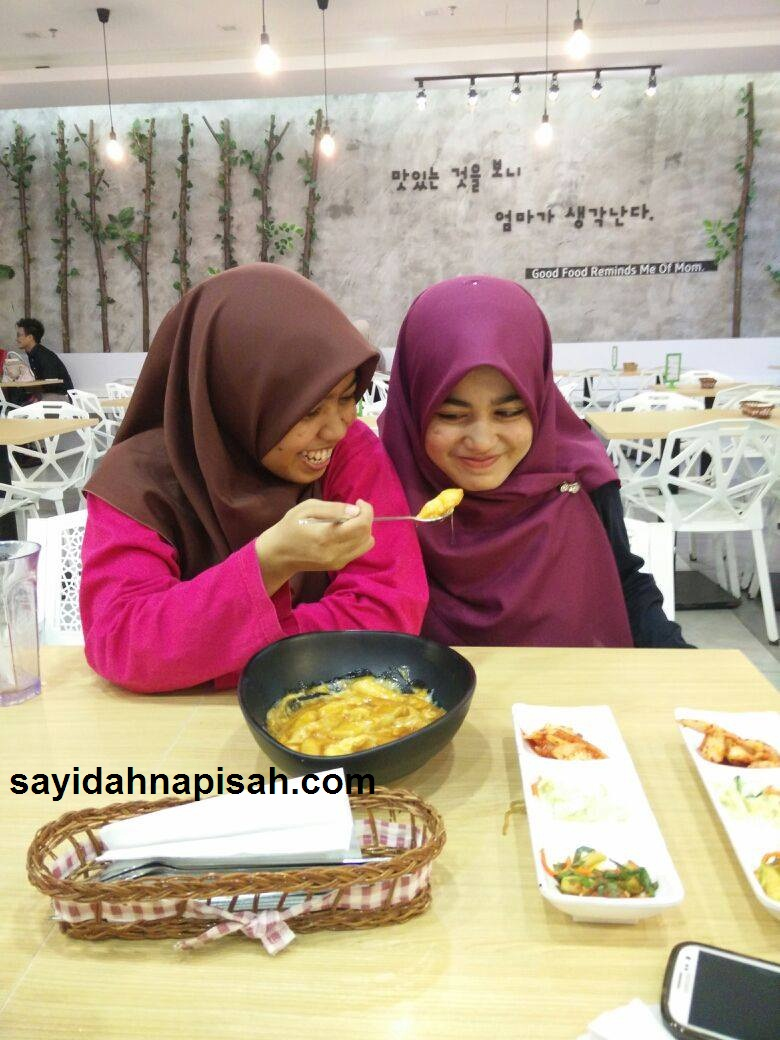 Cheese Topokki di Sopoong IOI City Mall Terbaikkk~!