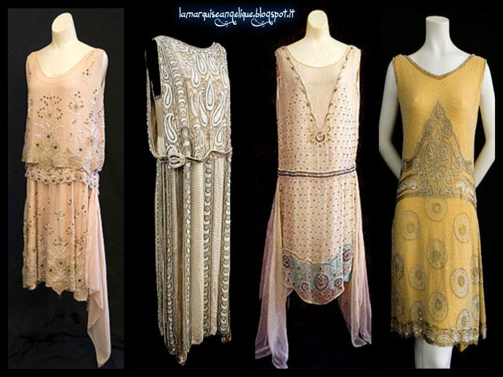 online retailer 32a74 e4ed0 La marquise Angelique: Tendenza Moda anni 20