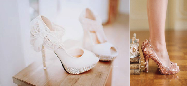 Can nude bridesmaid shoes final, sorry