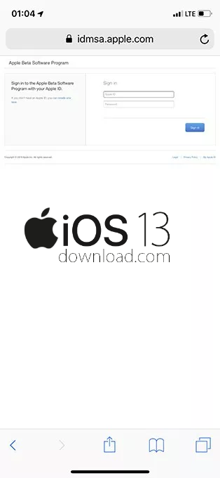 iOS 13 Beta Download - iOS 13 Download