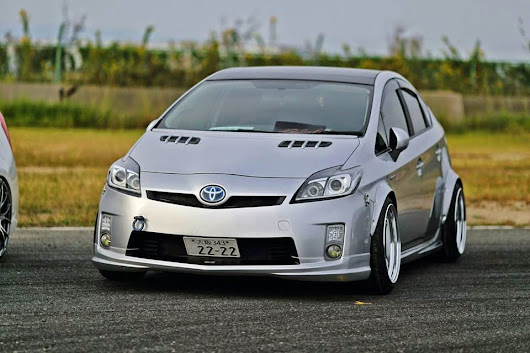Modified Toyota Prius Car « Modified Cars
