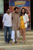 Parineeti Chopra with Ayushmann Khurrana at the Launch of Trailer of Meri Pyaari Bindu 050.JPG