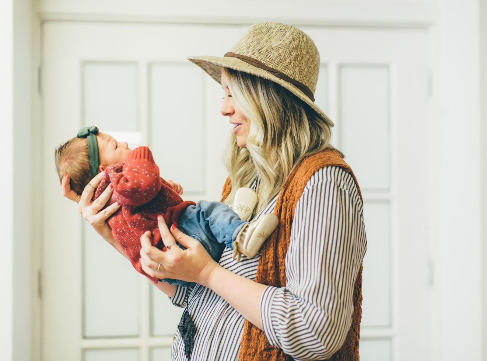 Mommy & Me Style, Utah Fashion Blogger, Baby Style