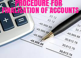 Procedure-For-Finalisation-of-Accounts