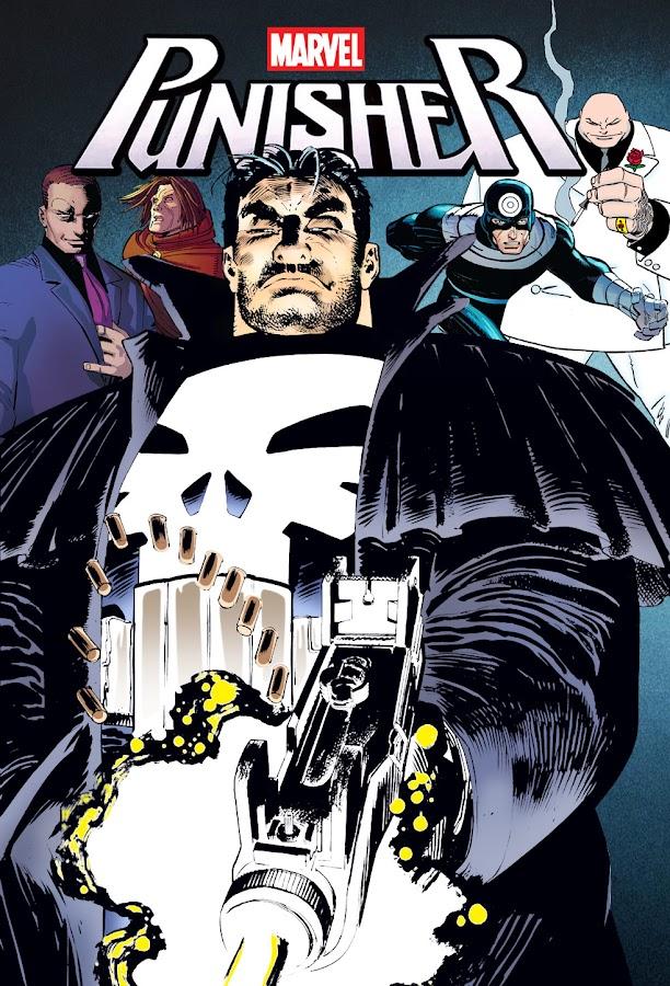 punisher marvel comics