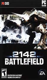 165516 battlefield 2142 windows front cover - Battlefield 2142 - PC
