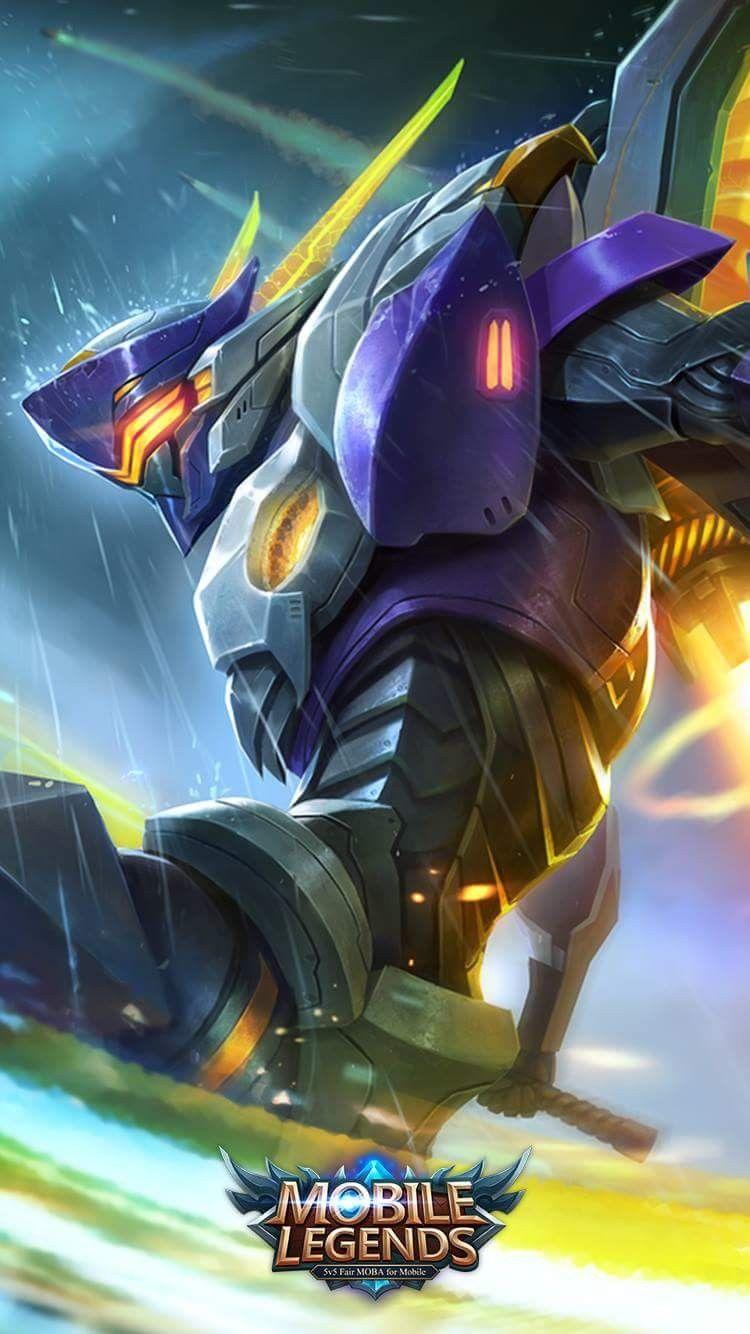 Kumpulan Gambar Wallpaper HD Hero Mobile Legend Lengkap