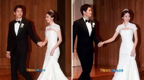 Pasangan artis Korea yang sudah menikah dan punya anak