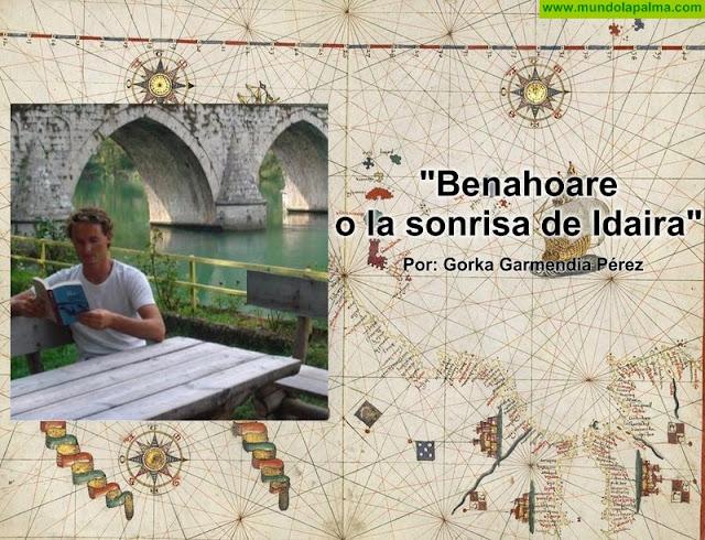"""Presentación de la novela """"Benahoare o la sonrisa de Idaira"""" en Gran Canaria"""