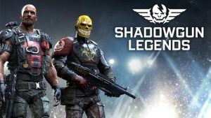 Shadowgun Legends Mod Apk v0.1.1 Full Version