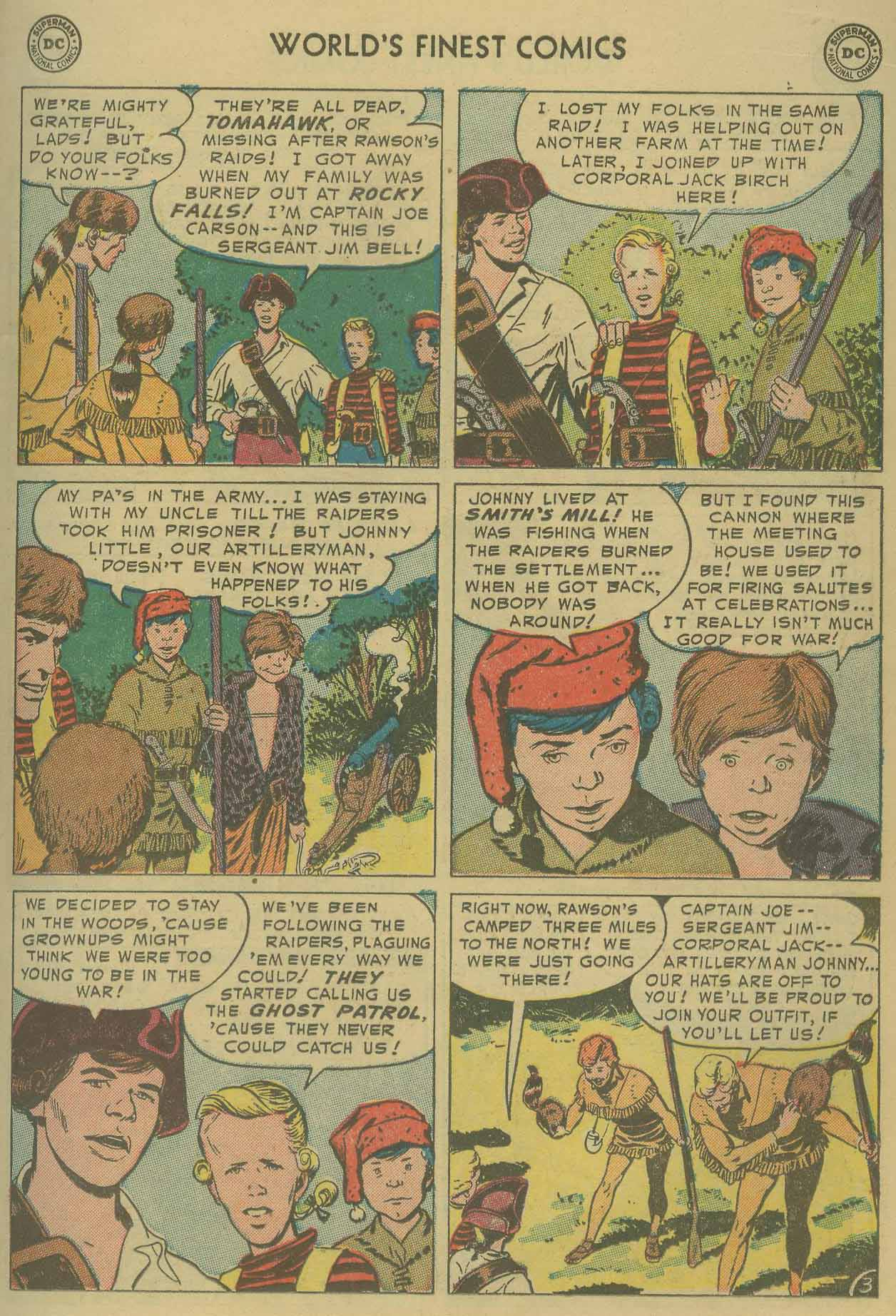 Read online World's Finest Comics comic -  Issue #69 - 19
