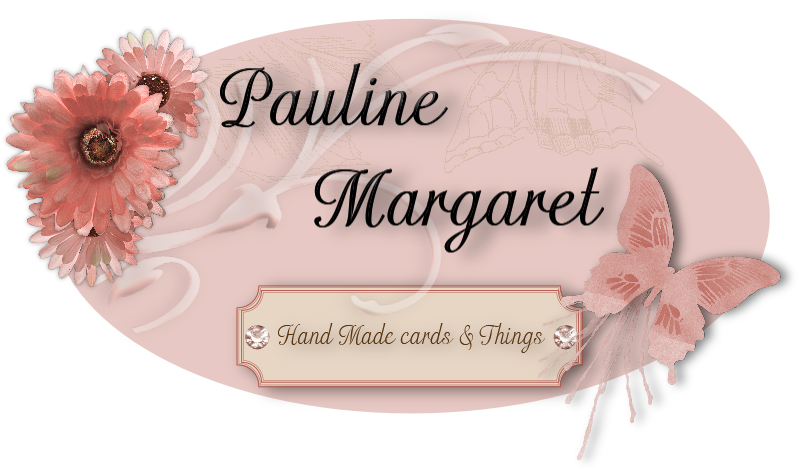 paulinemargaret Handmade cards and things