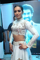 Catherine Tresa in Beautiful emroidery Crop Top Choli and Ghagra at Santosham awards 2017 curtain raiser press meet 02.08.2017 046.JPG