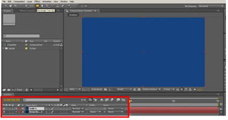 tutorial after effect letak layer after effect