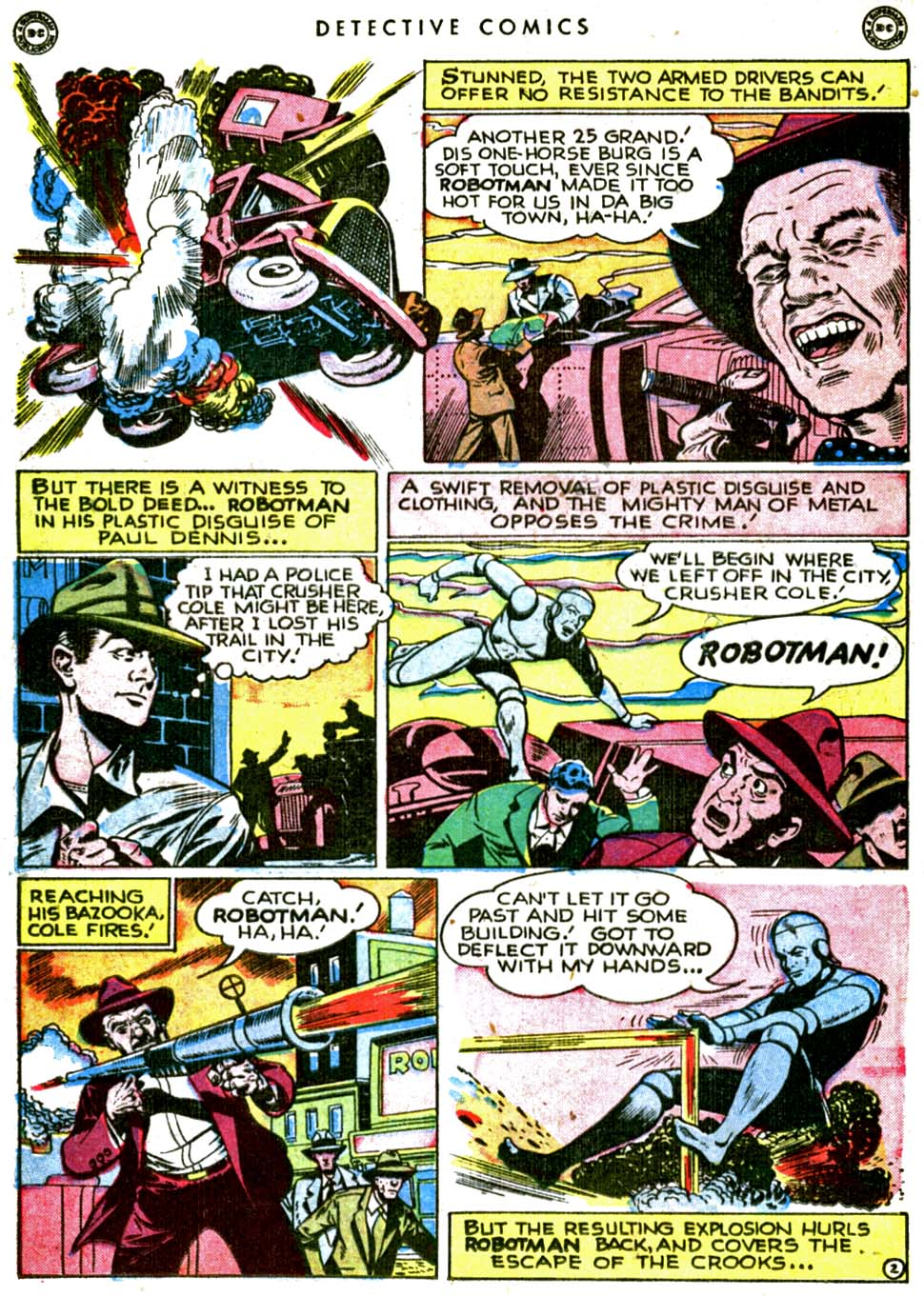 Read online Detective Comics (1937) comic -  Issue #144 - 18