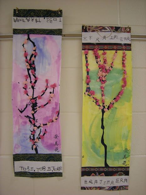 ' Happening In Art Room 1st Grade Cherry