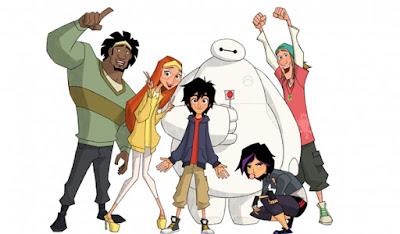 Big Hero 6: Serie animada llegará a Disney XD Big%2BHero%2B6
