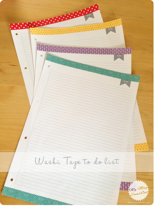 My May Sunshine: Blog Planner Printables