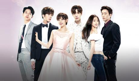 Download Drama Korea Cinderella and Four Knights