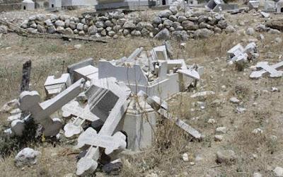 νεκροταφείο στο Ριζοκάρπασο