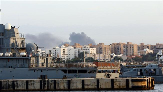 Clashes between rival Libyan factions kill 28, injure 128 in Tripoli