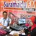Melalui Radio Suramadu Fm, KBO Sat Resnarkoba Polres Bangkalan Ajak Masyarakat Perangi Narkoba