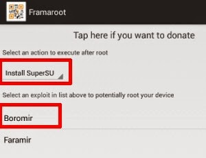 Cara Mudah Root Lenovo A390 Tanpa Komputer