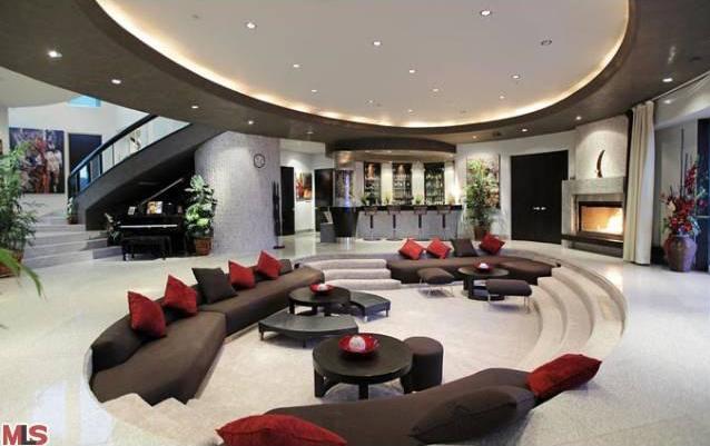 extraordinary luxury mansion living room | Jeck's World