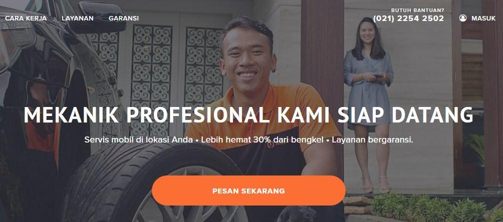 Montir Panggilan Jakarta