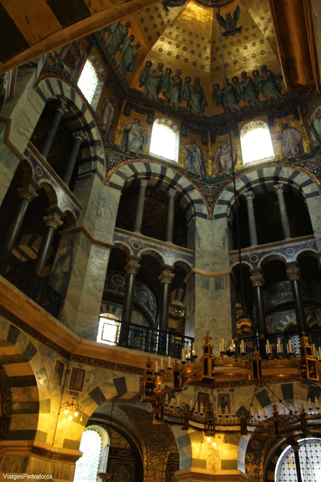 Capella Palatina Aquisgra Aachen Alemanya