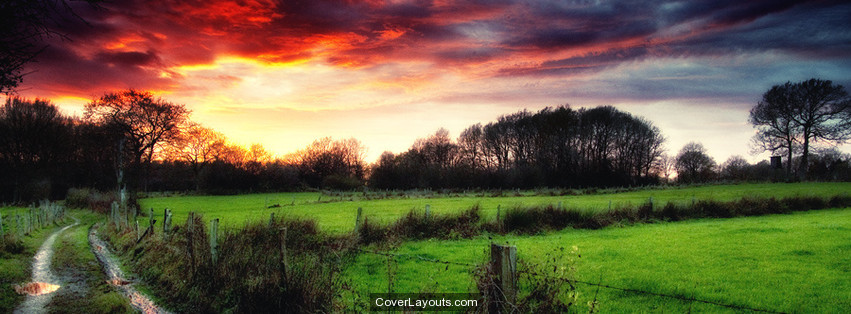 """Facebook Lovers: """" Nature FB Timeline Covers"""