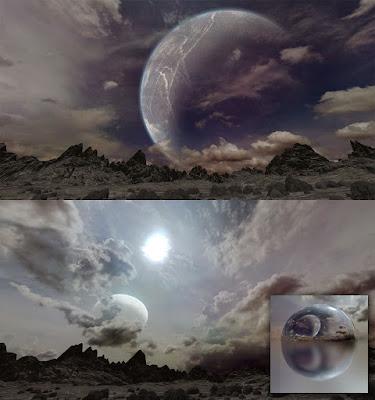 Orestes Iray HDRI Skydomes Vol 3 - Vega System