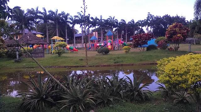 Community Park Granja Located at Granja Lipa Batangas