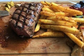 onur et steakhouse arcadium avm istanbul