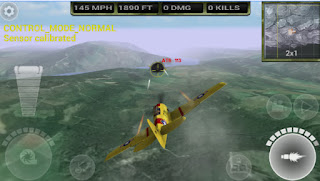 fighter wing 2 apk mod gratis