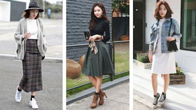 Fashion Wanita Ala Drama Korea  42638c61ff