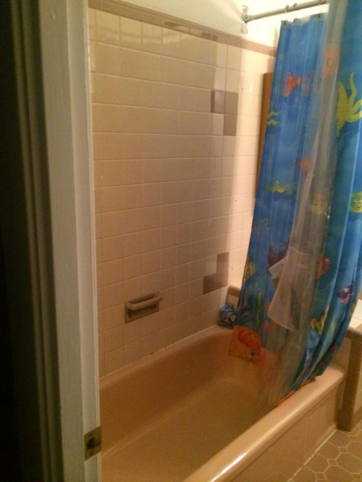 Diy Share Kids Bathroom To A Teen Bathroom That Black Chic