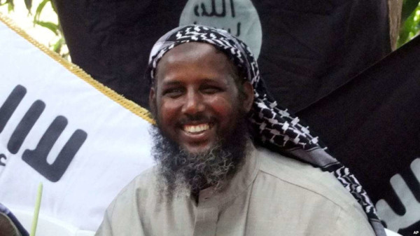 Former Al-Shabab Leader surrenders to Somalian Government