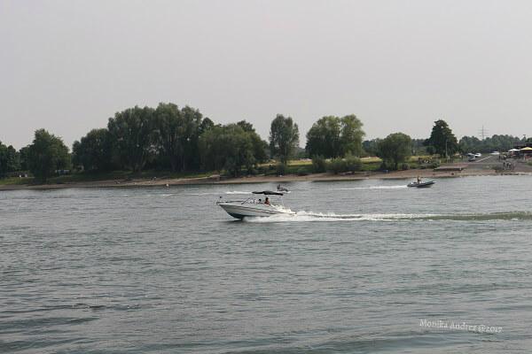 Fun mit Sportbooten / eigene kleine Welt
