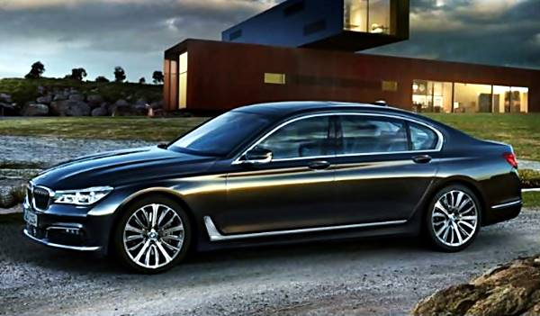 2017 BMW 7 Series Release Date Sedan Review Price Concept